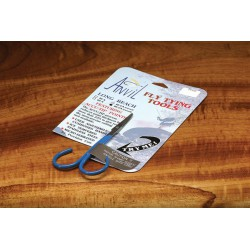 Anvil Curved Fine Point Scissors