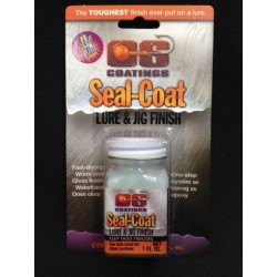 UV Blast Clear Seal Coat