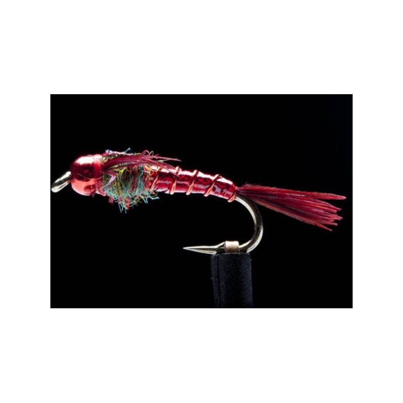 BH Lightning Bug Red Taupo Rod Tackle
