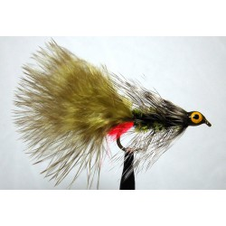 Woolly Bugger Epoxy Eye