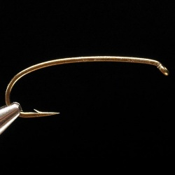 Daiichi 1760 Curved Nymph Hooks