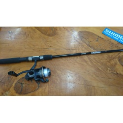 Telescopic Spin rod/reel Combo