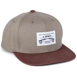 Retro Flat Hat