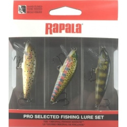Rapala Trout Lure Kit