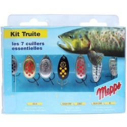 Mepps trout kit