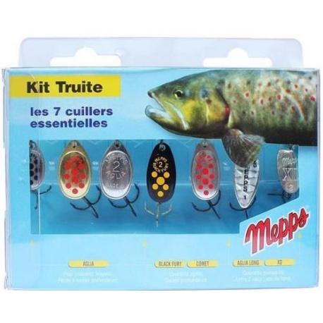 Mepps trout kit