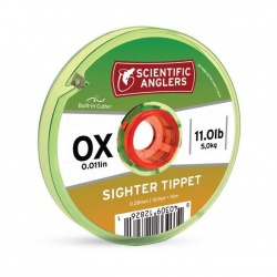 S.A. Sighter Tippet (0X) 11.0lb -Tri Col
