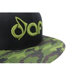 Daf Cap - Black Camou