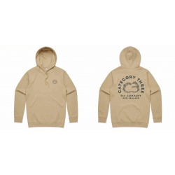 Category 3 Fly Hoodie TAN