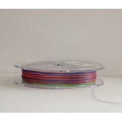 Multicolor Braid 10lb / 100m
