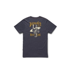 Howler Bros Select Pocket T - Rodeo Ostrich : Navy