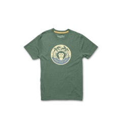 Howler Bros Select T - Mono Medallion : Faded Olive