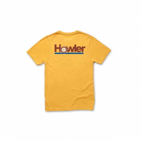 Howler Bros Select Pocket T - Howler Plantain : Pale Yellow