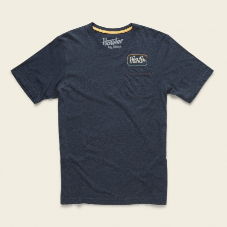 Howler Bros Select Pocket T - Howler Classic : Navy