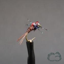 C3 Flashback Pheasant Red