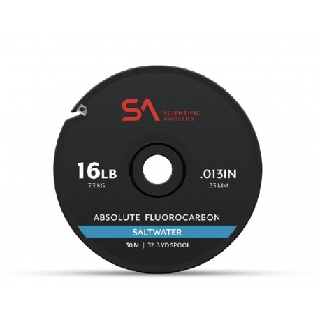 S.A. Absolute FC Saltwater Tippet