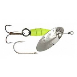 Stainless Steel Salmon Fl Chartreuse