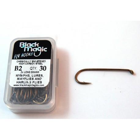 Black Magic B Hooks