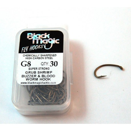 Black Magic G Hooks