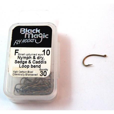 Black Magic F Hooks
