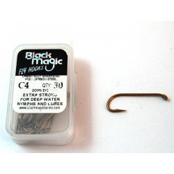 Black Magic C Hooks