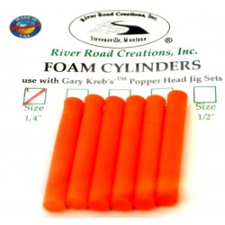 River Road Creations Foam Cylinders